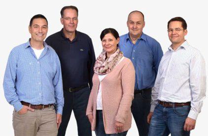 Das Team der Immovernunft GmbH