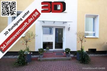 Die Alternative zum Haus – 130 qm Maisonette mit eigenem Garten 45476 Mülheim an der Ruhr, Maisonettewohnung