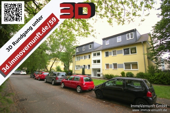 TOP-Wohnung für Singles und Paare 73 qm ETW in gehobener Ausstattung 47239 Duisburg-Rumeln (Rheinhausen), Dachgeschosswohnung